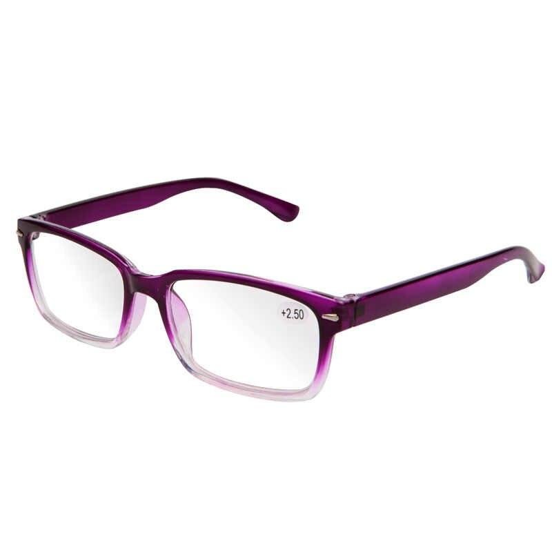 111d9db531b Comfy Ultra Light Reading Glasses Presbyopia 1.0 1.5 2.0 2.5 3.0 Diopter  New F05