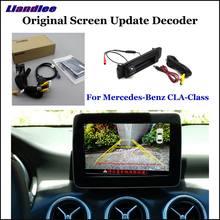 Автомобильная камера заднего вида для mercedes benz cla 250