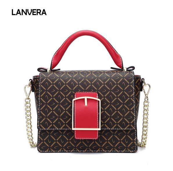 Здесь продается  2018new printed woman handbag Simple shoulder bag Woman Messenger bag Pretty Woman Bag Classic Small Party Package Free Shipping  Камера и Сумки