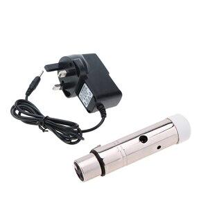 Image 4 - Lixada 2,4G ISM DMX512 Drahtlose Weibliche XLR Empfänger LED Beleuchtung für Bühne PAR Party Licht