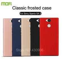 MOFI Case For Sony Xperia XA2 Cover High Quality Hard Phone Shell Ultra thin XA 2