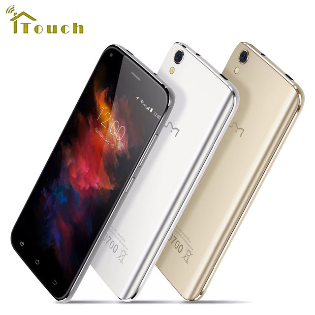 Original Umi Diamond 5.0 Inch Smartphone Android 6.0 MTK6753 Octa Core Mobile Phone 3GB RAM 16GB ROM Dual sim 4G LTE Cell Phone