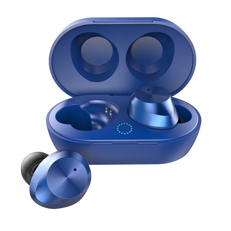 TWS écouteurs sans fil Bluetooth V5.0 ecouteurs stéréo son Sport écouteurs HSJ-19