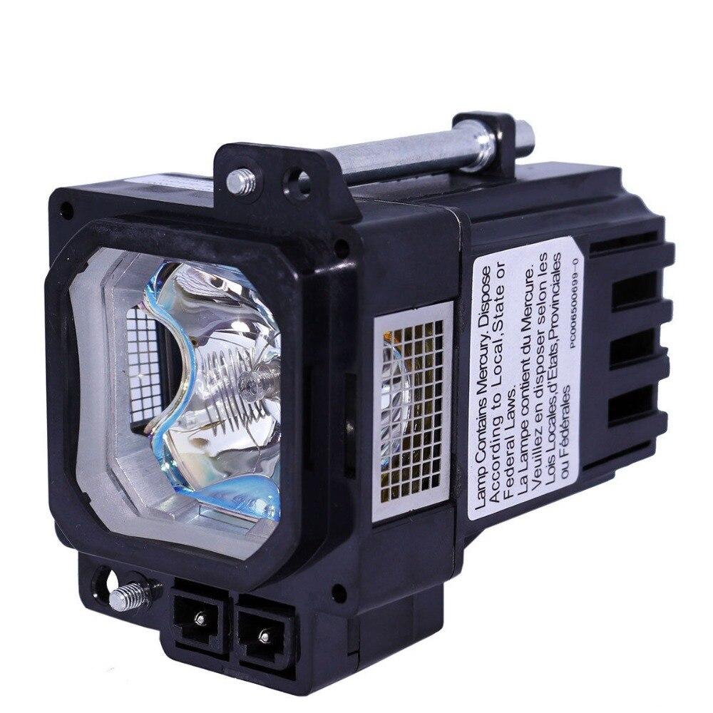 Lampe de Projecteur De rechange Ampoule BHL5101-S pour JVC TV HD-Z56RX5 HD-Z70RX5 avec logement