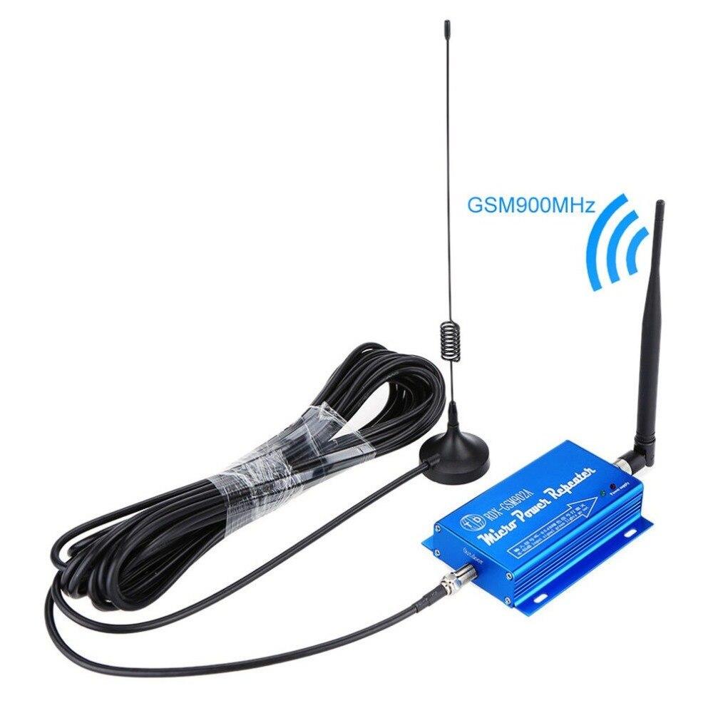 Amplificateur de amplificateur de Signal de téléphone portable monocom Mobile GSM 902 AMHz 2G 3G 4G Signal d'appel amplificateur de Signal de téléphone portable chaud