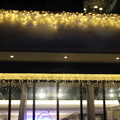 Brilliant 5*0.8m Christmas String lights Christmas outdoor decoration Icicle Lights Xmas Wedding Party Decoration