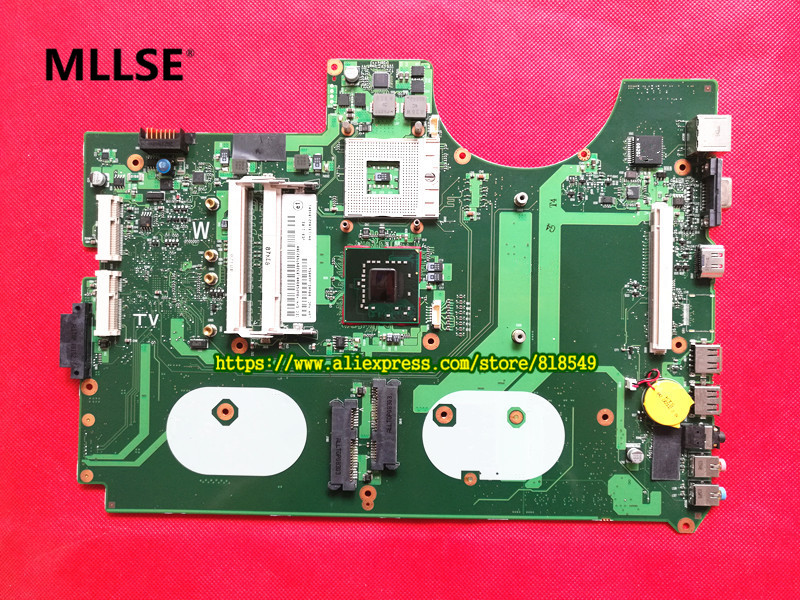 все цены на Original MBASZ0B001 6050A2207701-MB-A02 PM45 DDR3 laptop motherboard for ACER Aspire 8930G Notebook PC, Fully tested онлайн