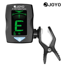 JOYO JT-15B Mini Clip-on Digital Guitar Tuner LCD Backlight for Chromatic Bass Violin Ukulele Guitar Parts Accessories