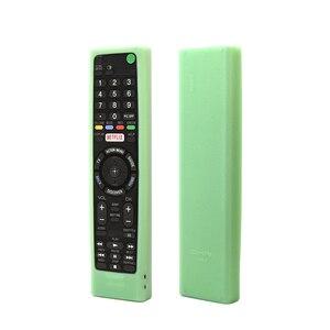 Image 5 - SIKAI מקרה סיליקון מקרה עבור SONY קול שלט רחוק RMF TX200 עבור Sony OLED חכם טלוויזיה מרחוק מקרה מגן מקרה עבור מרחוק