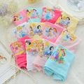 2pcs/lot Three Princess Baby Girls Panties Girls'boxer briefs female child Cotton underwears kids panties children's clothing