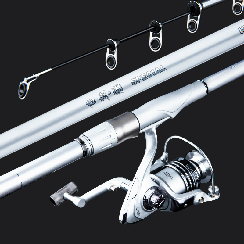 Rock Fishing Rod Carbon Ultralight Pesca Set Long Sections Positioning Telescopic Fishing Pole Hand Olta Dual Use Fishing TackleRock Fishing Rod Carbon Ultralight Pesca Set Long Sections Positioning Telescopic Fishing Pole Hand Olta Dual Use Fishing Tackle