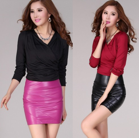Aliexpress.com : Buy 2015 New Korean Large Size Fashion Black ...