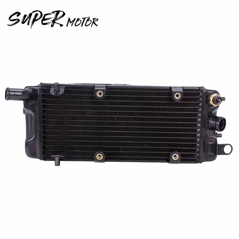 Radiador del radiador de la motocicleta Radiador para Honda Shadow - Accesorios y repuestos para motocicletas