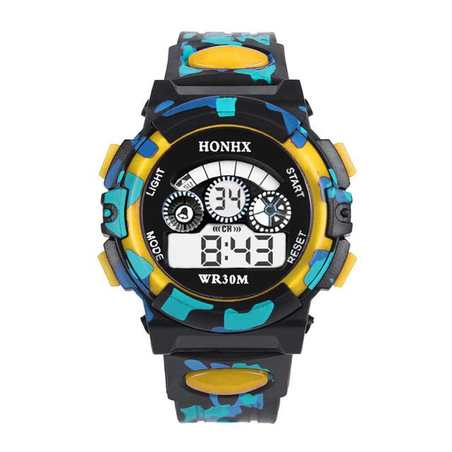 Reloj Digital Multifuncional para Hombres