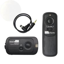 PIXEL RW 221N3 DSLR Camera Không Dây Shutter Khiển Từ Xa Cho Canon EOS 1D 1Ds Mark II III IV 5D Mark II 7D 50D 40D 30D 20D 10D