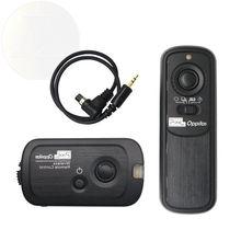 PIXEL RW 221N3 DSLR obturador inalámbrico para cámara Control remoto para Canon EOS 1D 1Ds Mark II III IV 5D Mark II 7D 50D 40D 30D 20D 10D
