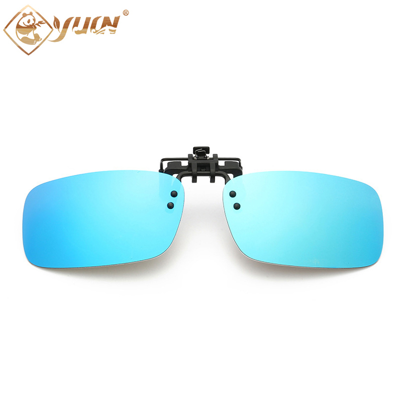 49dbb83f2d Hot sale polarized sunglasses lens removable glasses lens optical frame  colored lenses for eyes lentes de contato-in Sunglasses from Apparel  Accessories on ...