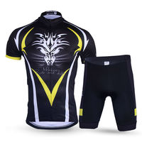 Cycling Clothing Bike Sport Bicycle Road Cycling Jersey Short Sleeve Cycling Wear Breathable Quick Dry Sportswear