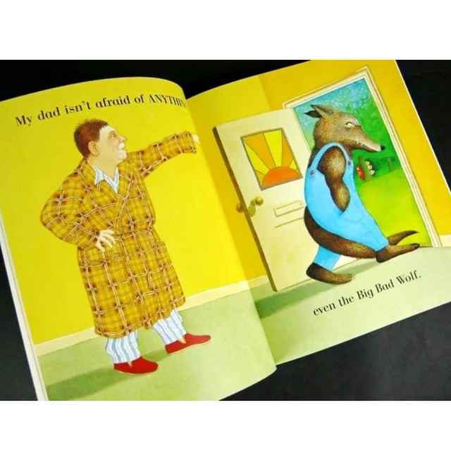 Classic My Mom or My Dad Book by Anthony Browne