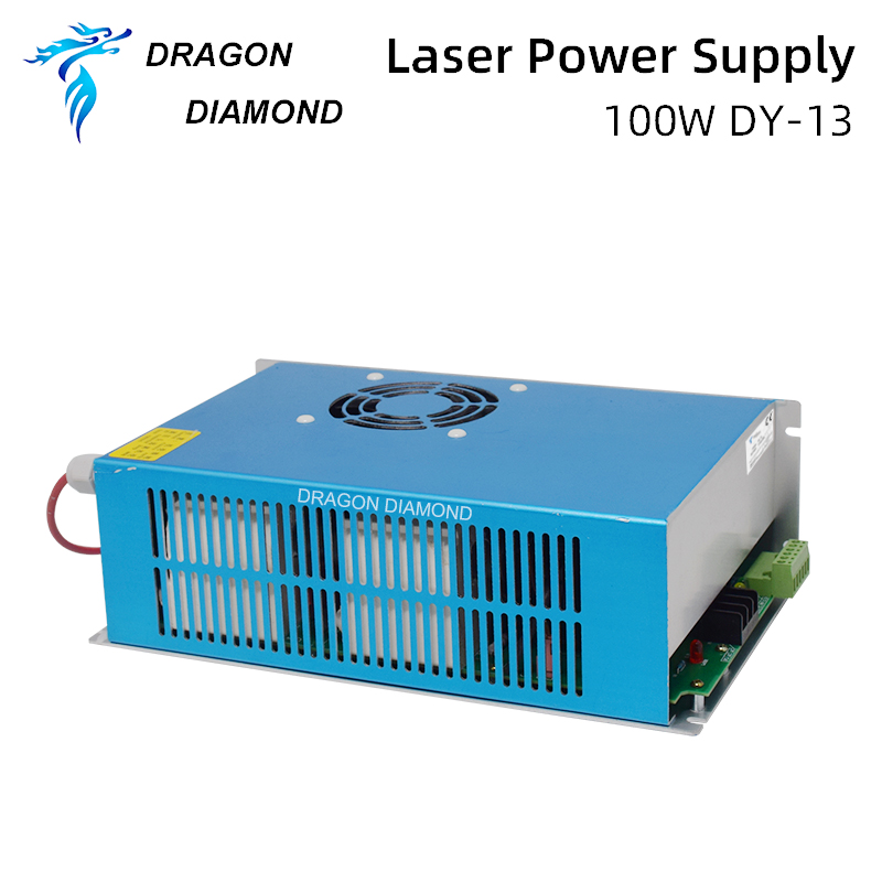 Купить с кэшбэком Dragon Diamond DY Series Co2 Laser Power Supply For RECI Z2/W2/S2 Laser Tube Laser Used For Engraving Cutting Machine