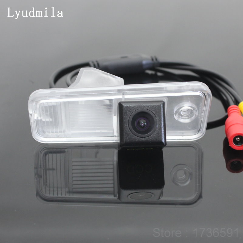 Lyudmila FOR Hyundai Creta 2015 ~ 2016 / Rear View Camera / Car Parking Camera / HD CCD Night Vision / Back up Reverse Camera