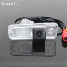 цена на Rear View Camera / FOR Hyundai Creta 2015~2016 / Car Parking Camera / HD CCD Night Vision + Water-Proof + Wide Angle