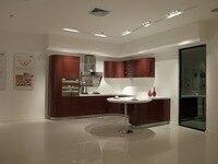 High Gloss Lacquer Kitchen Cabinet Mordern LH LA054