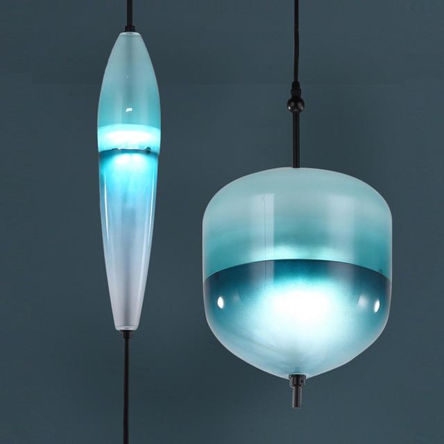 Gradient Droplet Pendant Light Gradient Pendant Lights Droplet Pendant Light