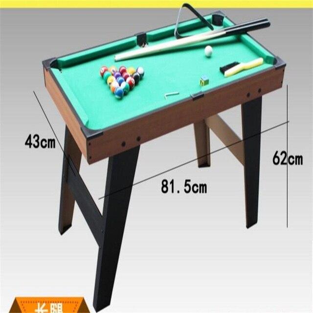 81.5*43*62 cm Portatile Mini tavolo da biliardo Gioco tavolo da ...