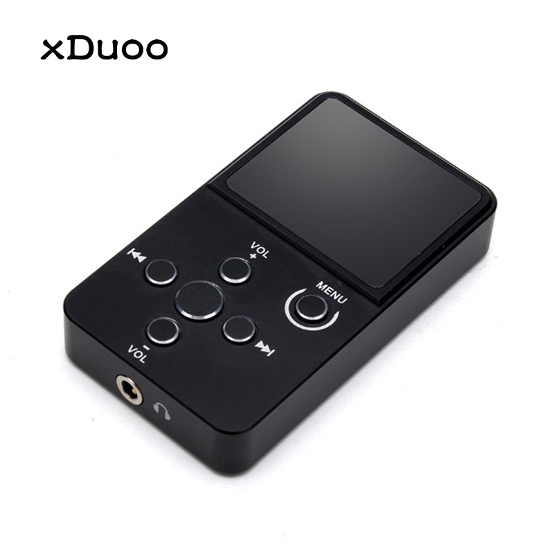 XDUOO X2 Metal HIFI Music Player MP4 Professional Lossless Audio Player 0.96