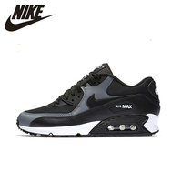 NIKE Original New Arrival AIR MAX Mens Womens Sneakers Breathable Waterproof Street All Season Outdoor For