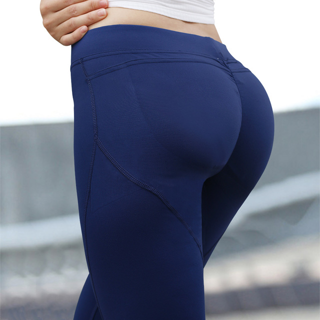 Women's Vivid Push Up Leggings