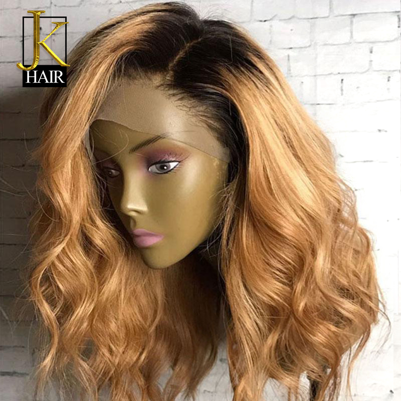 Cheap Body Wave Human Hair Wigs