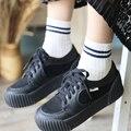Осень Зима Толстые гольфы носки опрятный стиль носки классический носок 100% хлопчатобумажные носки полосы