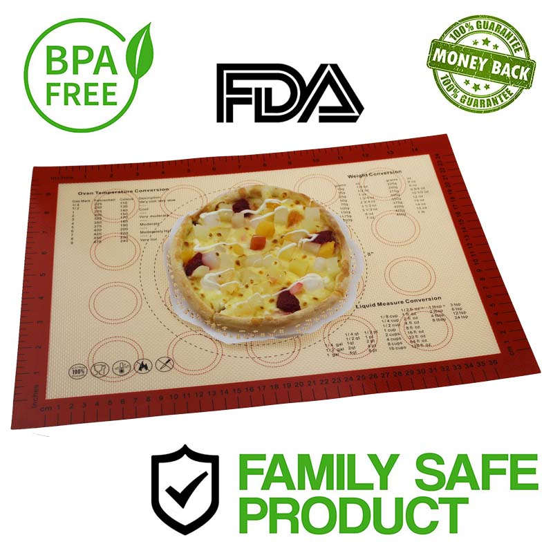 bpa free fda approved dough sheet