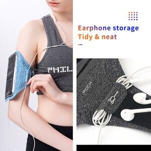 Image 2 - ロックスリムスポーツ腕章ポーチ携帯電話防水バッグ以下 7 インチケース iphone 11 xs サムスン s20 huawei 社 p30 プロ