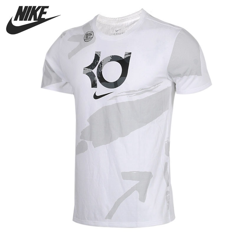 Original New Arrival 2018 NIKE DRY TEE AOP Men's T-shirts short sleeve Sportswear original new arrival 2017 nike as m nk dry tee db st bm 1 men s t shirts short sleeve sportswear