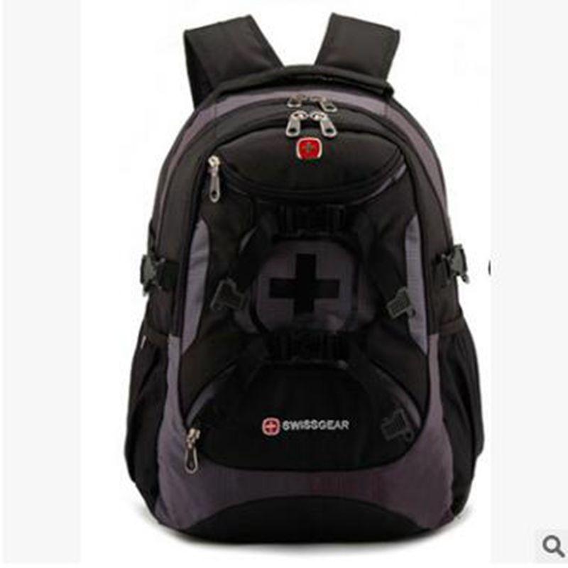 Swiss Military Army Travel Bags font b Laptop b font font b Backpack b font 15