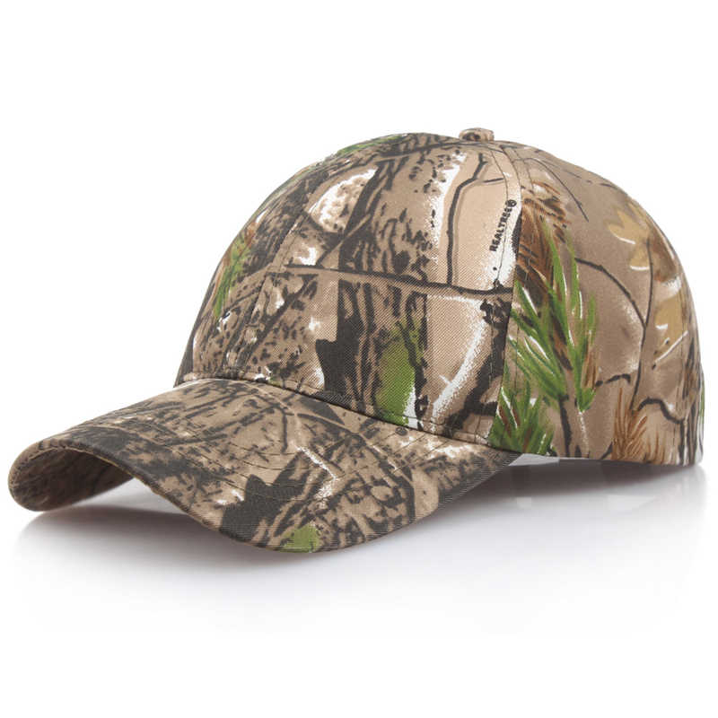 b6bde617 XaYbZc Browning Camo Baseball Cap Fishing Caps Men Outdoor Hunting  Camouflage Jungle Hat Airsoft Tactical Hiking