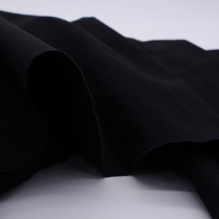 Καθαρό μαύρο βαμβακερό ύφασμα για - Τέχνες, βιοτεχνίες και ράψιμο - Φωτογραφία 5