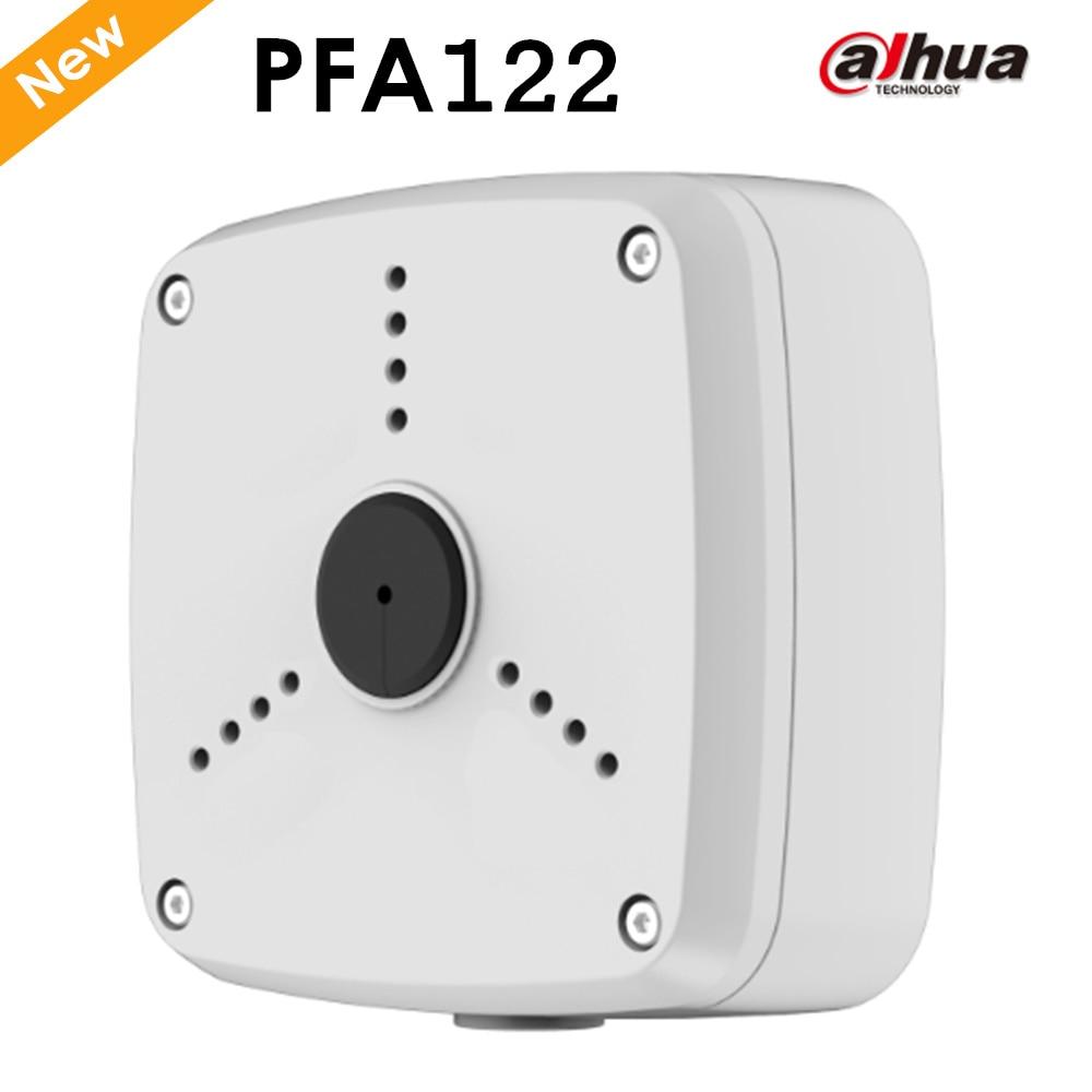 DAHUA Junction Box PFA122 CCTV Accessories IP Camera Brackets Camera Mount dahua pfa130 water proof junction box cctv accessories ip camera brackets pfa130
