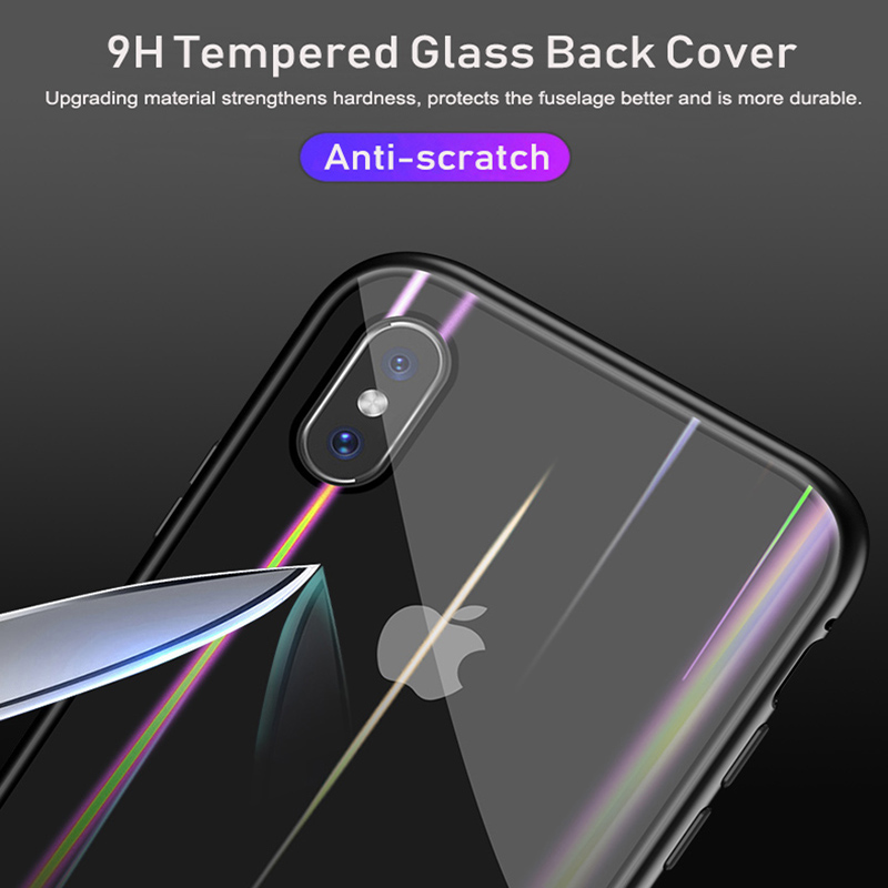 outlet store 912f1 5711f Magneto Magnetic Adsorption Glass Case for iphone X iphone 7 8 Plus ...