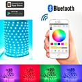 Hot Smart RGB 300LED 5050 LED Strip Light Kit,Bluetooth App Controlled for iPhone Android,Party KTV Disco Christmas light
