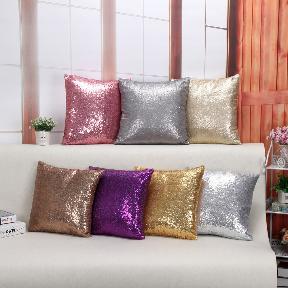 Meaningful Unicorn Cushion Cover Home Decorative Festival Gifts Throw Pillow JX