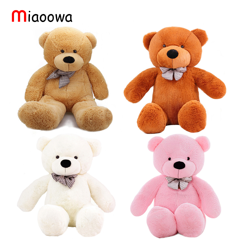 0.8-2m three colors teddy bear coat lowest price of the whole network can be customized birthday gifts Christmas gifts gift