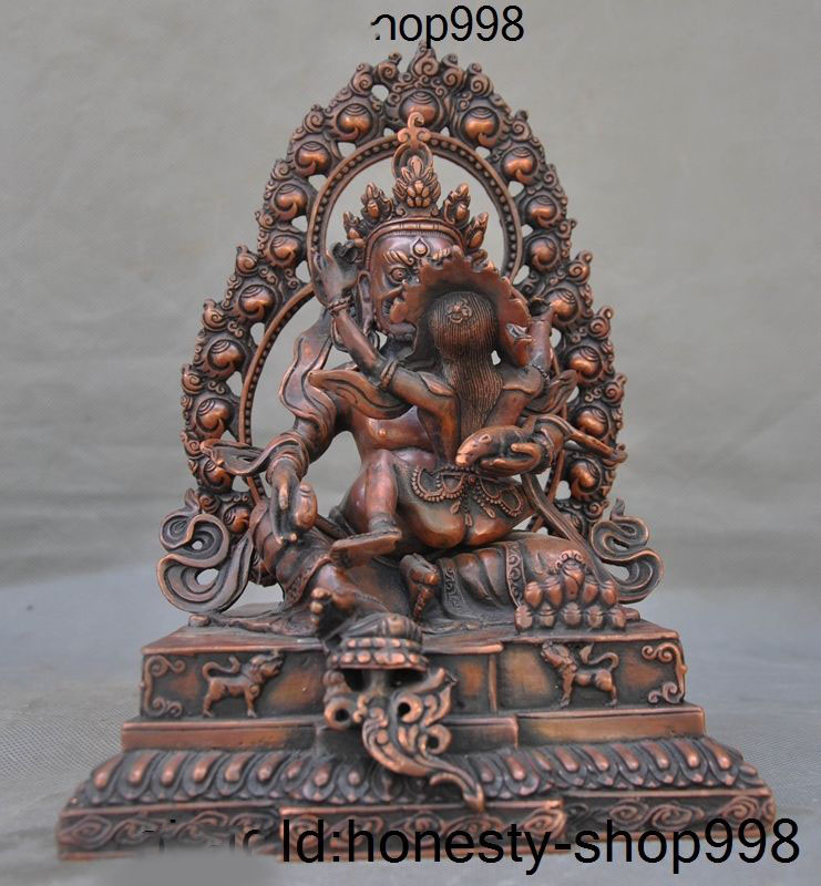 wedding decoration 9 Tibet buddhism bronze temple Hevajra Jambhala Wealth God buddha Mammon statuewedding decoration 9 Tibet buddhism bronze temple Hevajra Jambhala Wealth God buddha Mammon statue