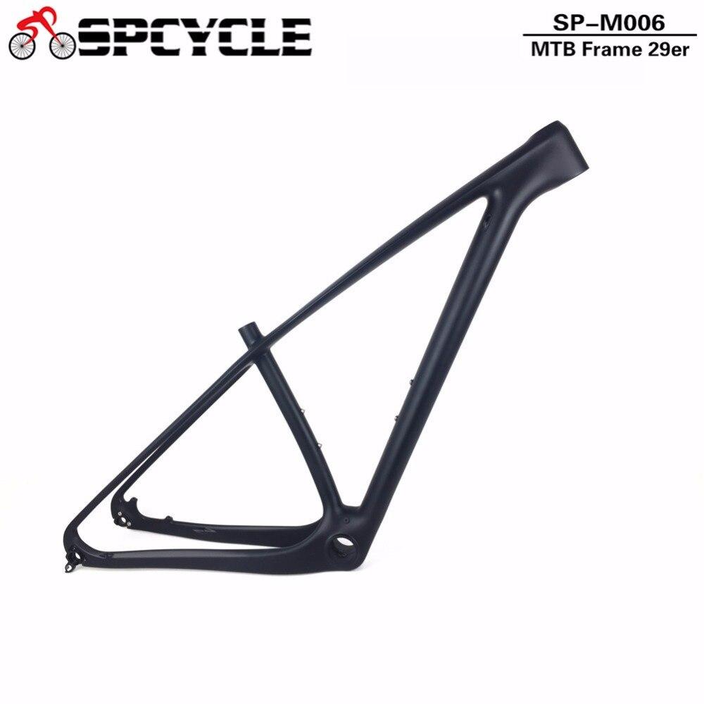 27.5er/29er углерода горного велосипеда углерода MTB рама горный велосипед углерода 29er рамка, 29er mtb размер кадра 15/17/19/21