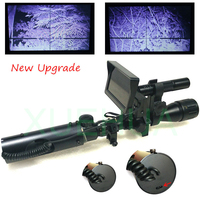 Hot Selling Upgrade Outdoor Hunting Optics Sight Tactical Digital Infrared Night Vision Riflescope Use In Day