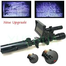 Hot Selling Upgrade Outdoor Caccia Ottica Sight Tactical digital Infrarossi visione notturna cannocchiale uso giorno e notte