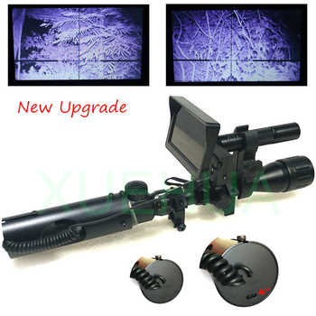 Hot Selling Upgrade Outdoor Hunting Optics Sight Tactical digital Infrared night vision riflescope use in day and night - DISCOUNT ITEM  50% OFF All Category